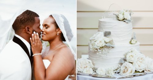 This Couple Had to Cut Their 200-Person Wedding Down to 18 People, but They Did It With a Smile