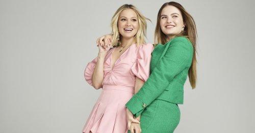 The Cruel Summer Cast Talks Thrifting, '90s Grunge, and Kate Wallis's Blue Furry Handbag