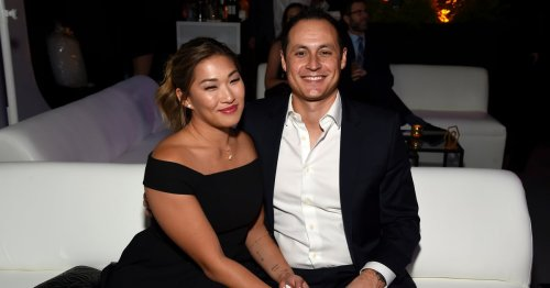 """Glee Star Jenna Ushkowitz Marries David Stanley: """"We Got to Have the Day of Our Dreams"""""""