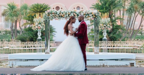 Issa Rae and Louis Diame's Wedding in the South of France Was So Stunning, We're Taking Notes