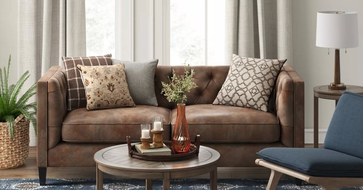 Target's Fall Decor Is Cozy, Chic, and *Not* Cheesy