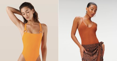 We're Just Gonna Say It, These Are the 24 Hottest One-Piece Swimsuits Under $100