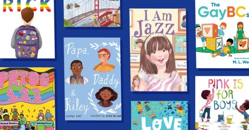 Love Is Love: Add These 43 LGBTQ+ Books to Your Kids' Bookshelves