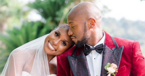Issa Rae Announced Her Marriage to Louis Diame in the Most Issa Rae Way Possible