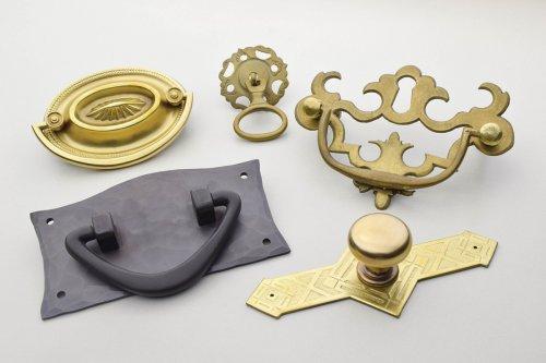 Brief History of Furniture Brasses   Popular Woodworking Magazine