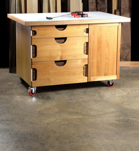 Mobile Assembly Table | Popular Woodworking Magazine