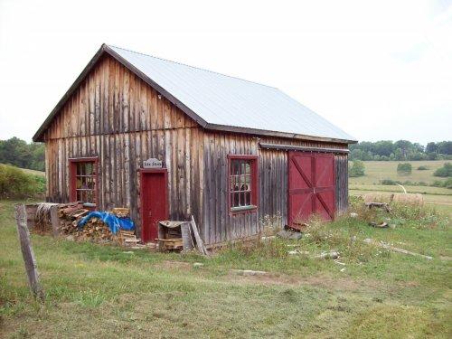 Rural Shop   Popular Woodworking Magazine