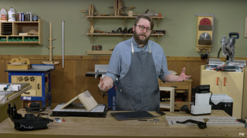 Making an Adventure Chest with Shaper Origin and Workstation   Popular Woodworking Magazine