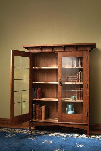 Arts & Crafts Bookcase | Popular Woodworking Magazine