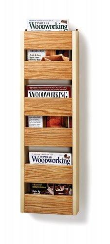 Library Magazine Rack | Popular Woodworking Magazine