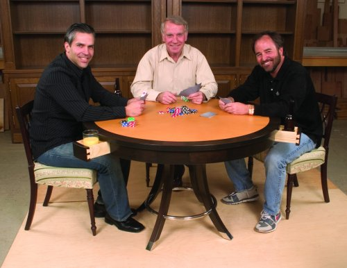 Ruhlmann-style Poker Table | Popular Woodworking Magazine