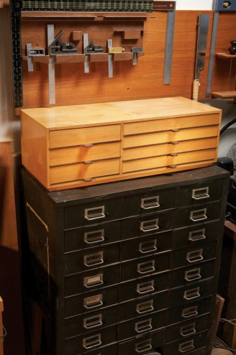 Small Tools Cabinet | Popular Woodworking Magazine