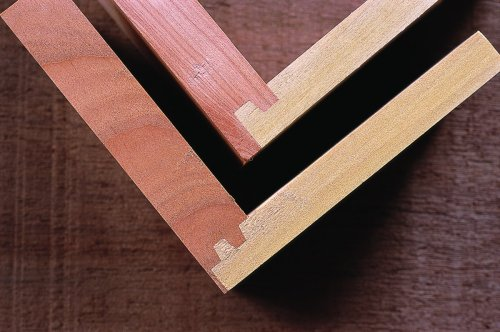 Lock Joint Holds Drawers Tight | Popular Woodworking Magazine