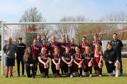 'It's a really good time to be part of Fleetlands' – new women's team manager Ben Evans aiming to rise through the divisions