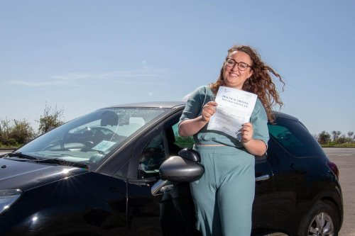 Portsmouth learner driver passes on first day tests resume after lockdown