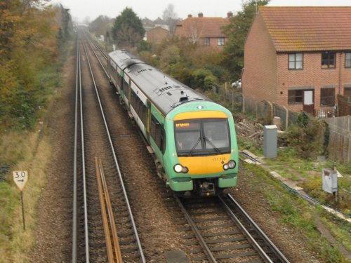 Vulnerable person on railway track brings all trains in area to 'standstill'