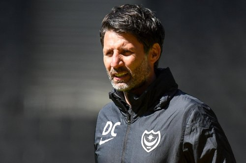 'Over my dead body' - Danny Cowley's Pompey's post-match dressing room admission and play-off promise