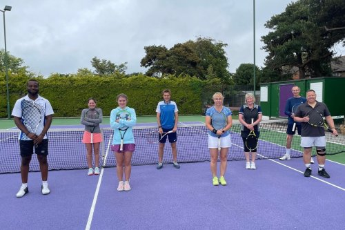Double 6-0, 6-0 victories for Portsmouth Tennis Centre brothers Wilson and Macca Neaves against Chichester