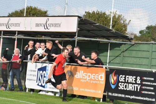 Versatile Fareham player Bennett close to rare hat-trick of goal, assist and clean sheet in Wessex Premier win over Bournemouth Poppies