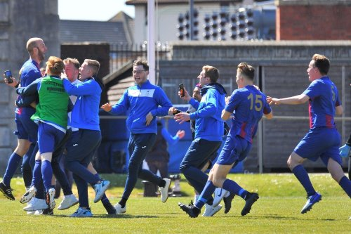 'It brings a lump to your throat, it's a special day' – US Portsmouth skipper Tom Jeffes after penalty shoot-out win keeps Wembley dream alive
