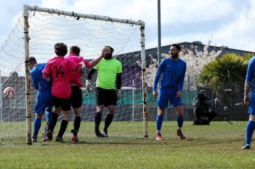 Top two meet in titanic City of Portsmouth Sunday League title double header