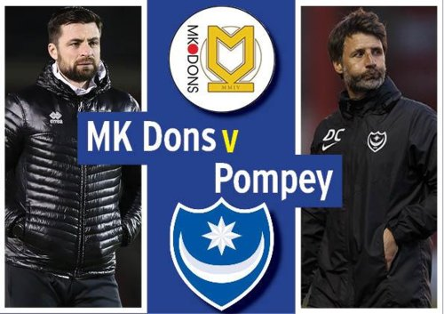 MK Dons v Portsmouth: team news, predicted XIs, referee, key stats and form guides