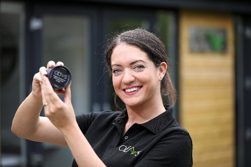 Recruitment worker sets up organic skincare business from her home in Warsash after she cured her adult acne