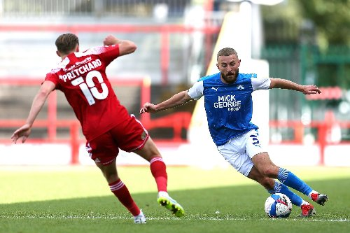 Portsmouth preparing raid for Peterborough United defender Dan Butler after former Newport County and Torquay United man's promotion to Championship