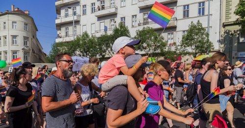 « Harry Potter » bientôt interdit aux mineurs ? En Hongrie, grosse manifestation contre l'homophobie.