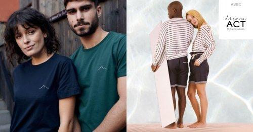 Mode responsable : ces marques proposent des vêtements éco-conçus… et unisexes