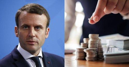 La « prime Macron » versée jusqu'à un salaire de 3700 euros nets par mois