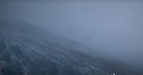 VIDÉO. Pour la première fois, un drone flottant filme l'intérieur d'un ouragan