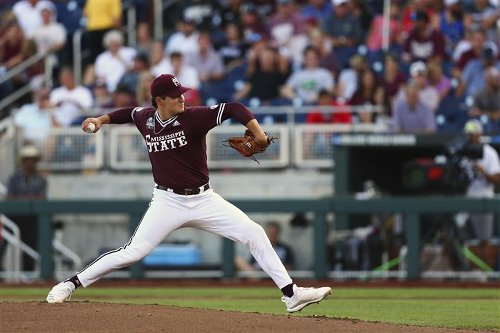 Will Bednar, his Mississippi State teammates shut down Vandy again for 1st national title