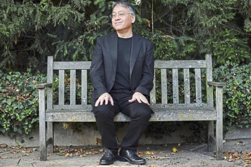 Novelist Kazuo Ishiguro to talk about how technology alters our lives
