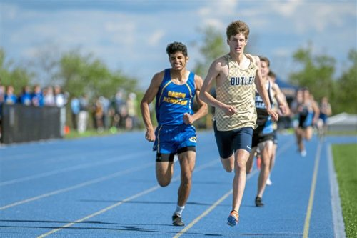 Butler boys and girls sweep WPIAL Class 3A team track titles