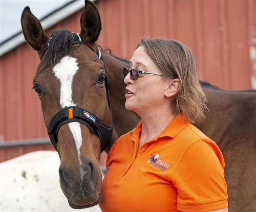 Butler County agricultural tech startup Farm Jenny wants to protect horses against viral infections