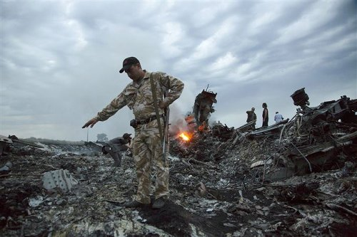 Lawyer: 290 victims' relatives file for compensation in 2014 downing of Malaysia Airlines flight