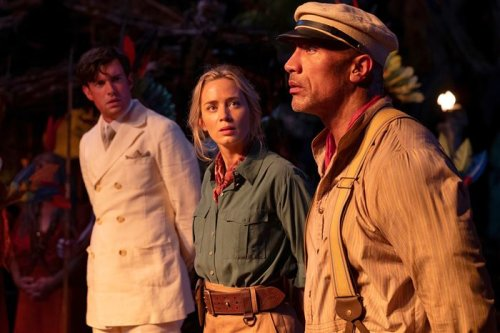 Review: 'Jungle Cruise' is a disjointed joyride of a movie