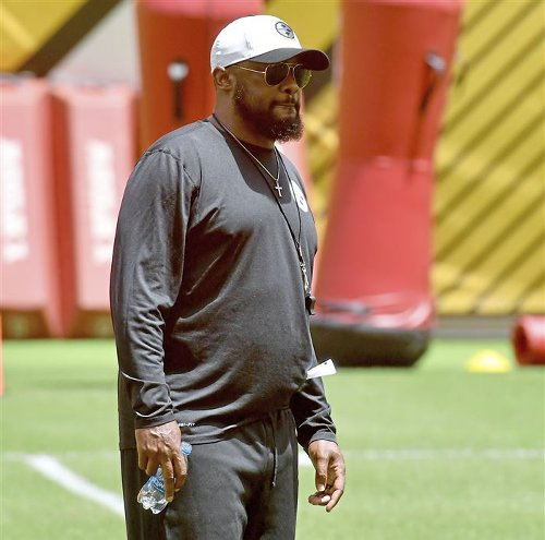 Steelers 'tops in the league' for vaccination rates, according to Mike Tomlin