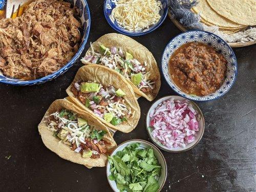 Gretchen's table: Easy carnitas for Cinco de Mayo