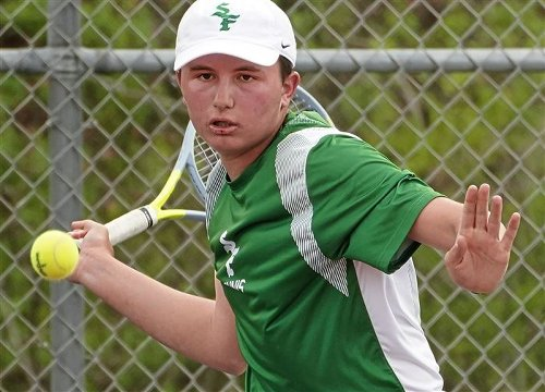 WPIAL boys tennis: Top seed Jacob Patterson uses fast start to win Class 3A title