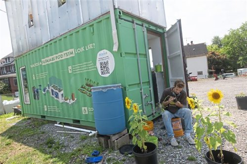 Sustainability startup Ecotone Renewables wants to eliminate food waste — or at least make it useful