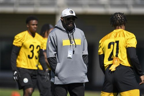Steelers rookie camp takeaways: First impressions of Tomlin, fun with numbers and more