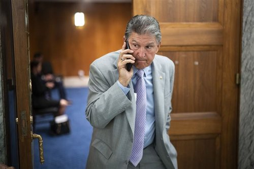 At apex of his power, Joe Manchin finds few allies in quest for bipartisanship