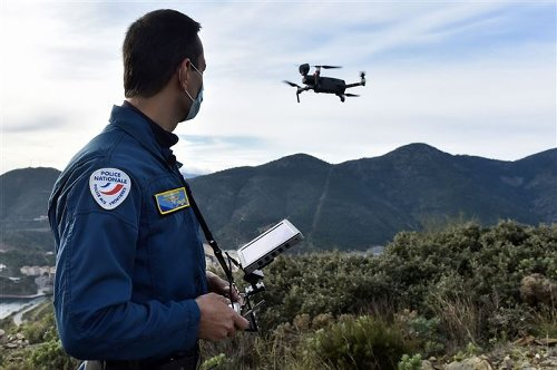 Police drones are starting to think for themselves, raising civil liberties concerns