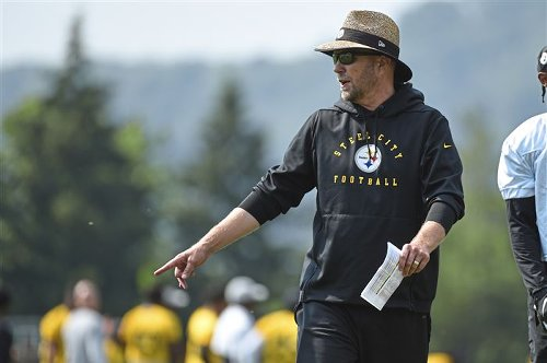 New Steelers OC Matt Canada: 'We're going to do what Ben wants to do'