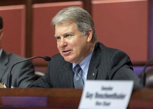 Key Pa. state senator David Argall backs Arizona-style election audit