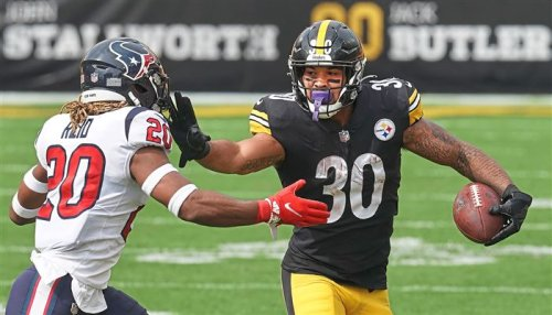 Gerry Dulac: Why let James Conner walk? It's all part of the plan