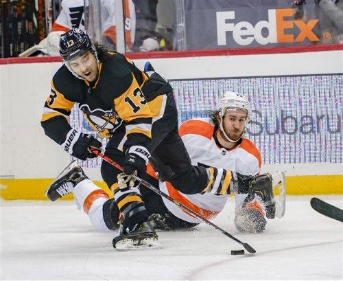 Penguins don't expect injured Brandon Tanev back before NHL playoffs