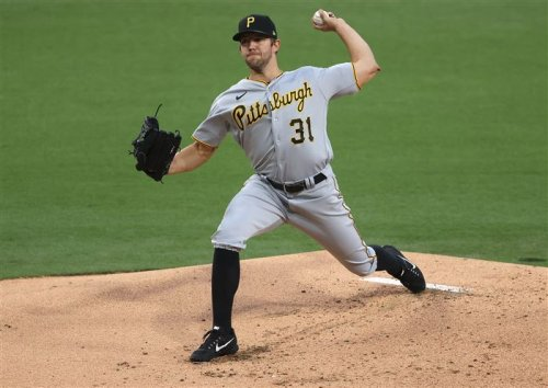 Tyler Anderson flirts with no-hitter, but Pirates lose to Padres